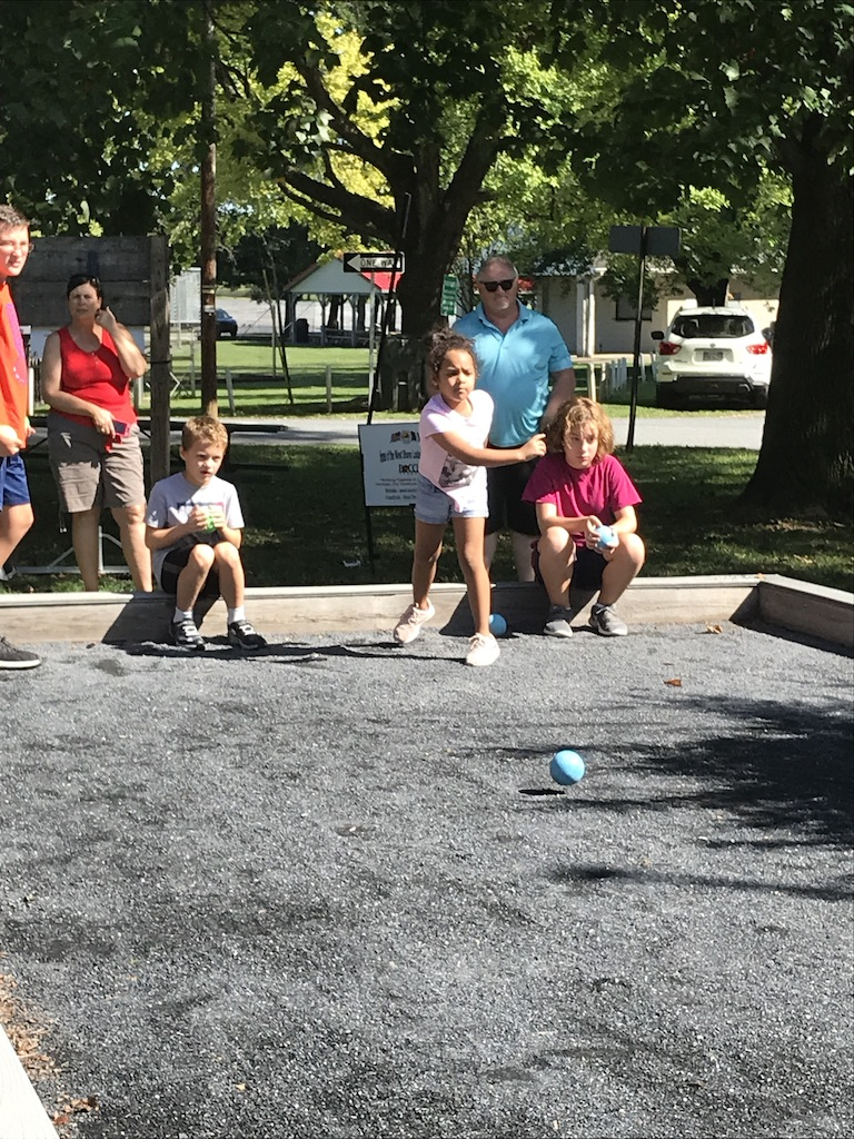 2019 Children's Bocce Tournament